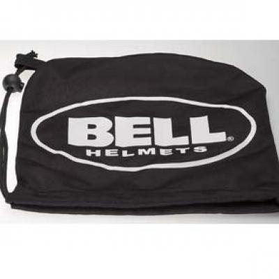 Bell Drawstring Helmet Bag Black